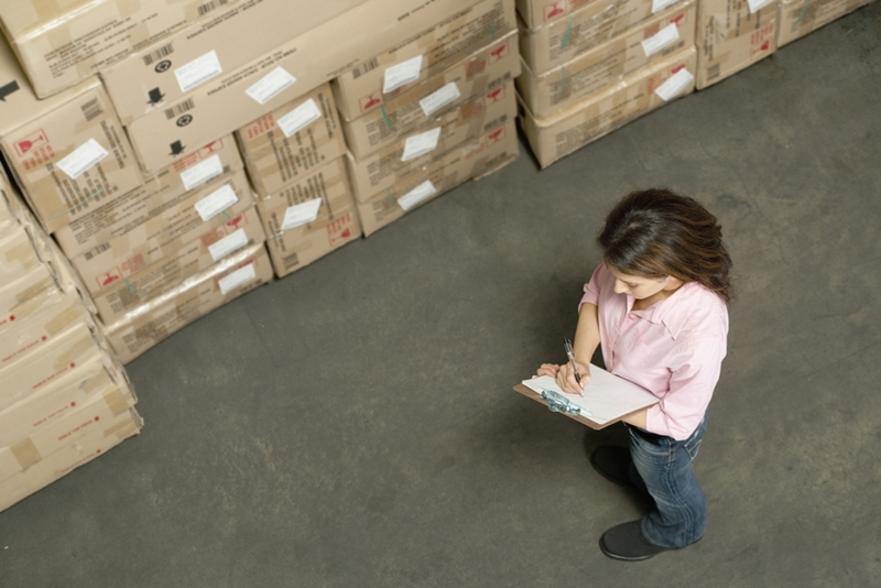 Vendor managed inventory services turns packaging orders into a value-added activity.